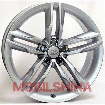 R17 8 5/112 57.1 ET40 WSP Italy Audi (W562) Amalfi Silver литой