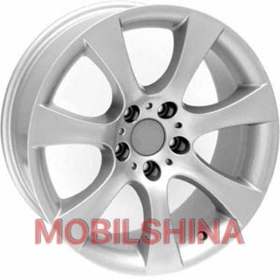 R16 7 5/120 72.6 ET15 WSP Italy BMW (W637) Eletta Silver литой