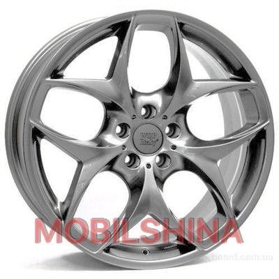 R19 10 5/120 72.6 ET45 WSP Italy BMW (W669) Holywood dark silver литой