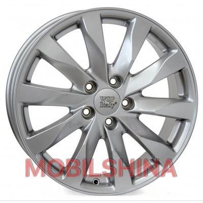 WSP Italy Honda (W2410) Nyla CRV 6.5/R17 5/114.3 hyper anthracite