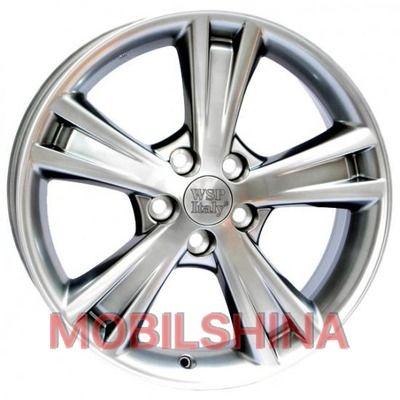 R20 8.5 5/114.3 60.1 ET35 WSP Italy Lexus (W2650) Chicago hyper anthracite литой