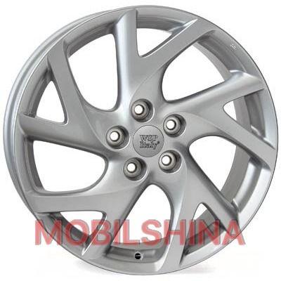 Диски R17 7 5/114.3 67.1 ET52.5 WSP Italy Mazda (W1906) Eclipse литой