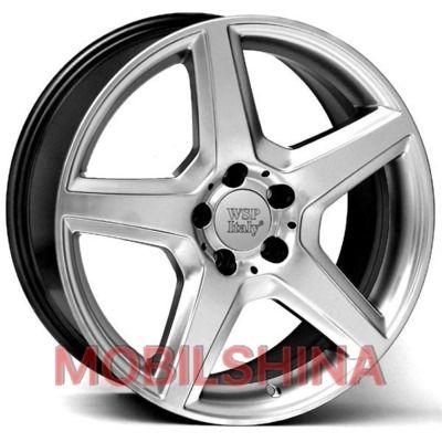 R15 6.5 5/112 66.6 ET40 WSP Italy Mercedes (W731) AMG III Budapest hyper silver литой