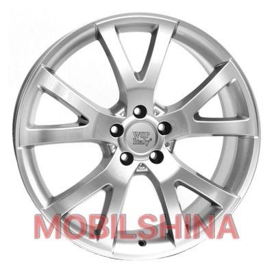 R20 8.5 5/112 66.6 ET60 WSP Italy Mercedes (W750) Yalta Silver литой