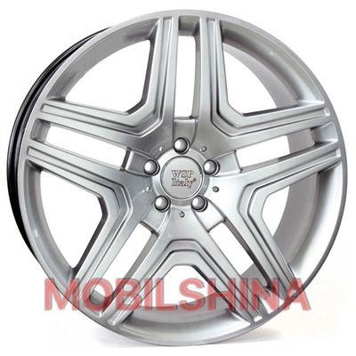 R19 8.5 5/112 66.6 ET60 WSP Italy Mercedes (W766) AMG Nero DB литой