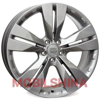 R19 8.5 5/112 66.6 ET60 WSP Italy Mercedes (W767) Manila Silver литой