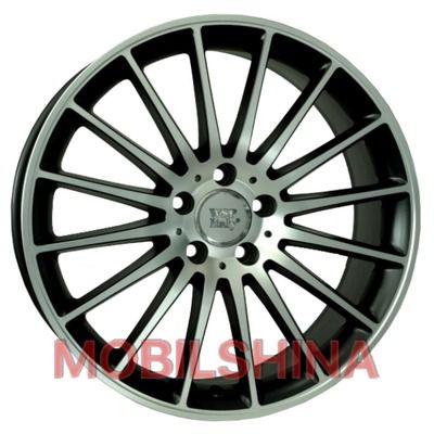 WSP Italy Mercedes (W773) Shanghai 9.5/R19 5/112 Black66.6