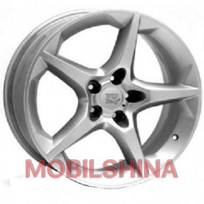 R16 6.5 5/110 65.1 ET37 WSP Italy Opel (W2503) Penta hyper silver литой