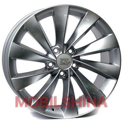WSP Italy Volkswagen (W456) Ginostra/Emmen 6.5/R16 5/112 Silver57.1