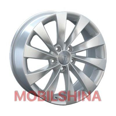 R16 7 5/112 66.6 ET45 ZD 518 Silver литой