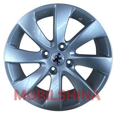 R16 6.5 4/108 65.1 ET26 ZD ZY612 Silver литой